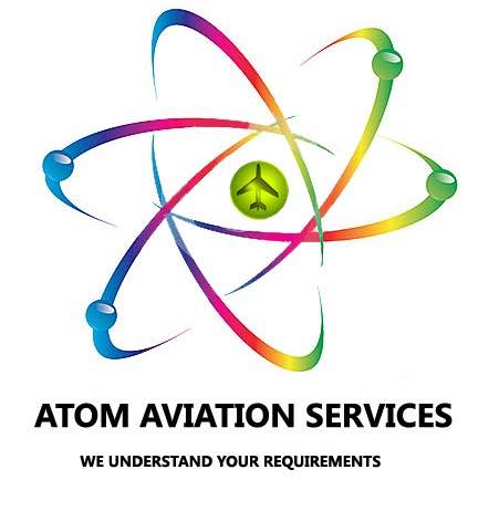 Atom Aviation Logo