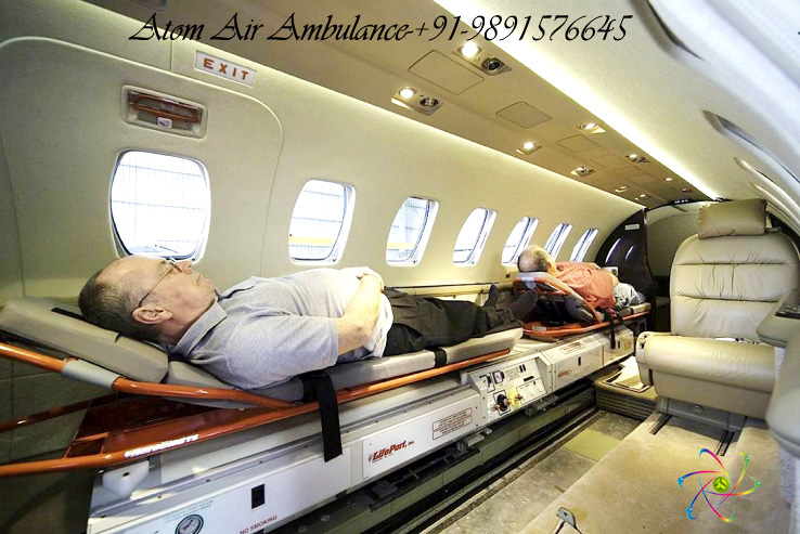 Air Ambulance Service Jaipur